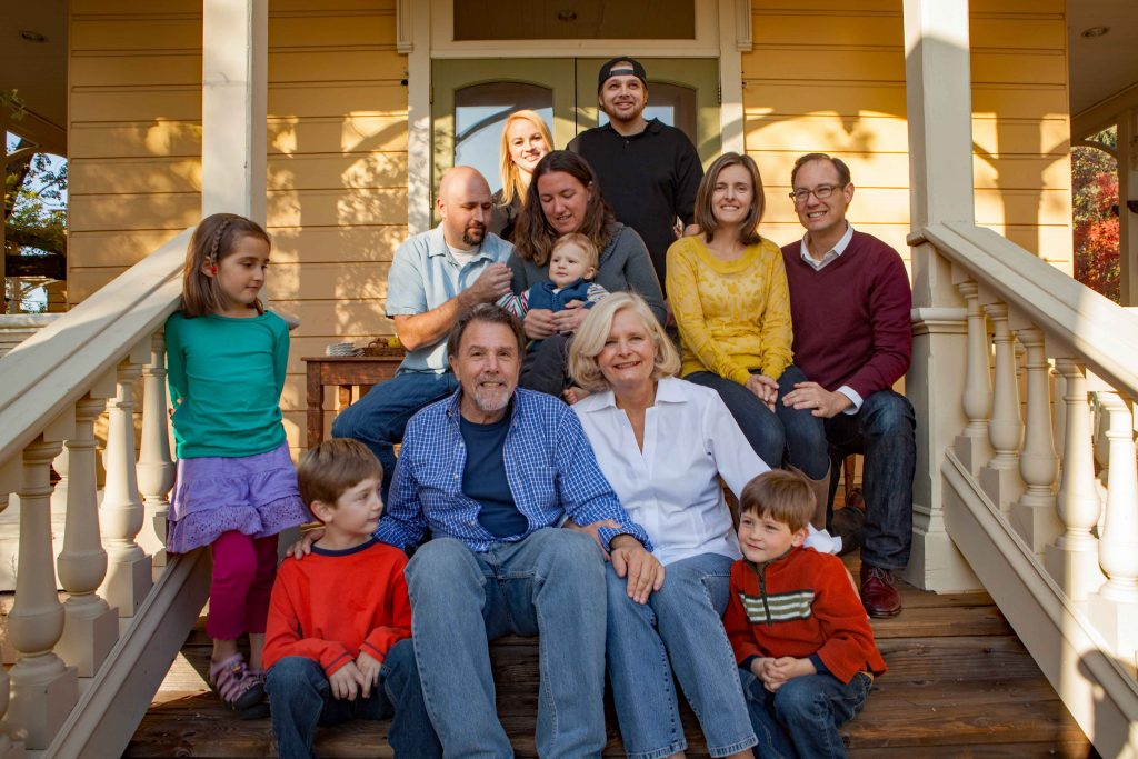 Photo of the Ladd Family - Nana's All Natural Foods