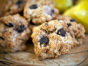 Photo of Gluten-free Granola Scones by Nana's All Natural Foods